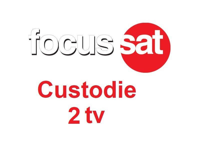 TV Satelit FocusSat – Custodie 2 TV